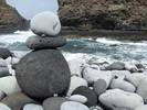 Strand, Urlaub, Fotografie, Stein